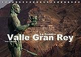 La Gomera - Valle Gran Rey (Tischkalender 2020 DIN A5 quer): Das wunderbare Tal des grossen Königs auf der kanarischen Insel La Gomera (Monatskalender, 14 Seiten ) (CALVENDO Orte) -