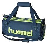 Hummel Stay Authentic Sports Tasche XS, 7 kg, blau/grün, 40-909-8551