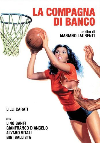 La Compagna Di Banco [Italia] [DVD]