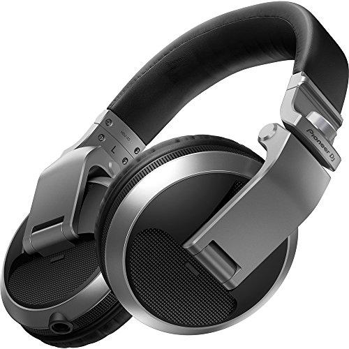 Pioneer hdj-x5Silver Kopfhörer für DJ (Dj-pioneer Kopfhörer)