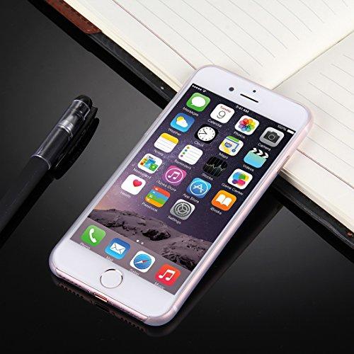 Original TheSmartGuard iPhone 7 Plus Hülle Case Schutzhülle (5,5 Zoll) - Ultra-Slim / Ultra-dünn - NEU mit integriertem Schutz für die Kamera-Linse - Farbe schwarz transparent Ultra dünn - Transparent