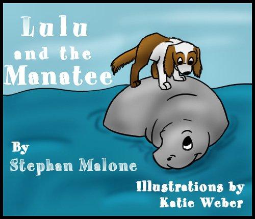 Lulu And The Manatee (English Edition)