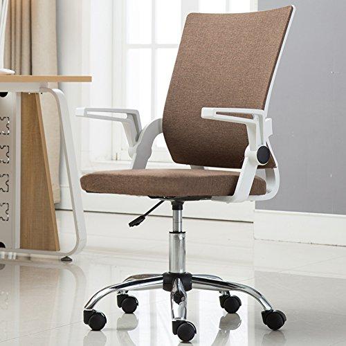 Preisvergleich Produktbild PC CHAIRS Netzrücken Bürostuhl schreibtischstuhl Ergonomischer chefsessel Drehstuhl Gaming stuhl-M 44x56x96cm(17x22x38)
