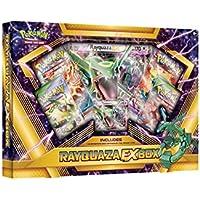 Pokemon Rayquaza EX - Cofanetto con carte da collezione