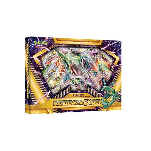 Pokemon TCG Rayquaza EX Collection Box