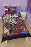 Character world High Monster High Beasties Single Panel Duvet Set
