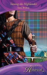 Taming the Highlander (Mills & Boon Historical) (The MacLerie Clan Book 1)