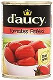 d'Aucy Tomates Pelées au Jus La Boîte de 238 g
