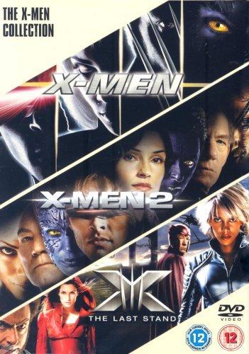 X-Men Triple (X-Men, X2, X-Men The Last Stand) [DVD] by Hugh Jackman