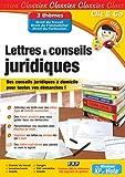 Lettres & conseils juridiques - Edition 2007...