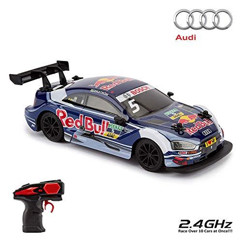 Cmj Ferngesteuert 1:24 2.4Ghz Offiziell Lizenziert Audi RS5 DTM Spielzeug RC Auto