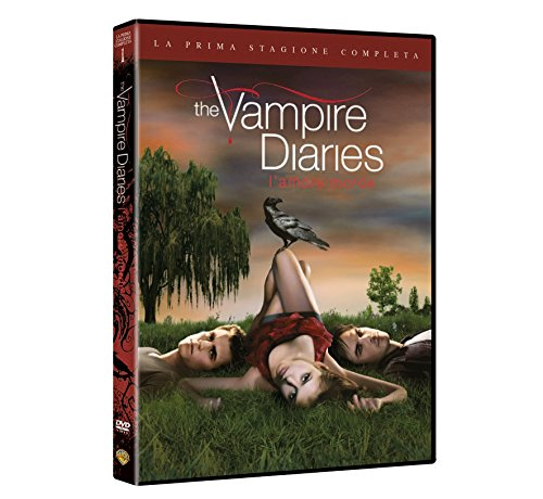 The Vampire Diaries Stg.1 L\'Amore Morde (Box 5 Dvd)