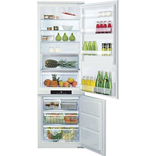 Hotpoint Ariston BCB 80201AA F C O3freistehend 231L 63L A + Weiß Kühlschrank mit Gefrierschrank