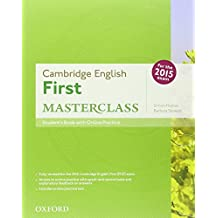 First masterclass. Student's book-Workbook-2 test online. Without key. Per le Scuole superiori. Con CD-ROM. Con espansione online