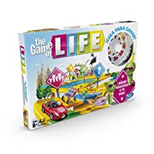 Hasbro Gaming Game Of Life (Hasbro E4304105)