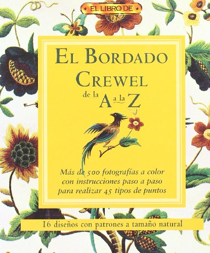 EL BORDADO CREWEL DE LA A LA Z
