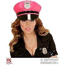 WIDMANN 01098 Policía Sombrero para Adultos fb172a1e5c5