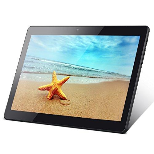 Excelvan M10K6 - 10.1' Tablet PC Android 6.0 (1280x800, 2GB+16GB, MTK8321, Dual WIFI, Dual SIM, Bluetooth, Dual Camara, 5000mAh)