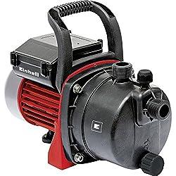 Einhell Pompe d'arrosage de surface GC-GP 6538 (650 W, Câble d'alimentation 1,4 m, Corps en PVC, Bouchon de purge, Interrupteur marche / arrêt)