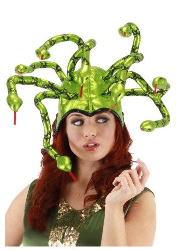 Medusa Wicked Adult Costume Hat