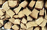 Pine Firewood Dry Pino portalegna 1,5m3Big Bags Bulk 25cm