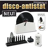 Knosti Disco Antistat II macchina lava dischi in vinile nuovo kit completo con manovella