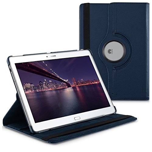 tablet huawei m2 kwmobile Huawei MediaPad M2 10.0 Cover - Custodia per Tablet Rotazione 360° Stand Similpelle - Protezione per Huawei MediaPad M2 10.0