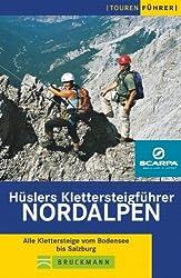 Hüslers Klettersteigführer Nordalpen