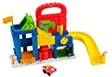 Mattel BFT92 - Fisher-Price Little People Wheelies Wasch- und Werkstattcenter
