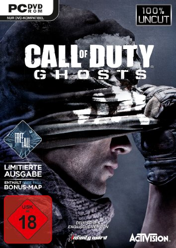 Call of Duty: Ghosts Free Fall Edition (100% uncut) - [PC] (Pc-spiel Of Duty Ghost Call)