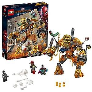 LEGO- Super Heroes Marvel la Battaglia di Molten Set di Costruzioni per Bambini, da +7 Anni ed Appassionati, Multicolore… 3 spesavip