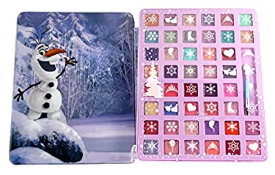 Disney Frozen - Paleta de maquillaje para tablet (Markwins International 9558510) de Markwins International