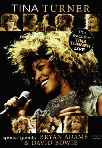 Turner Tina - The Exciting Tina Turner Live (Import Dvd) Turner, Tina