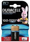 Duracell Ultra Power Batteria Alcalina, Stilo 9V, Confezione da 1