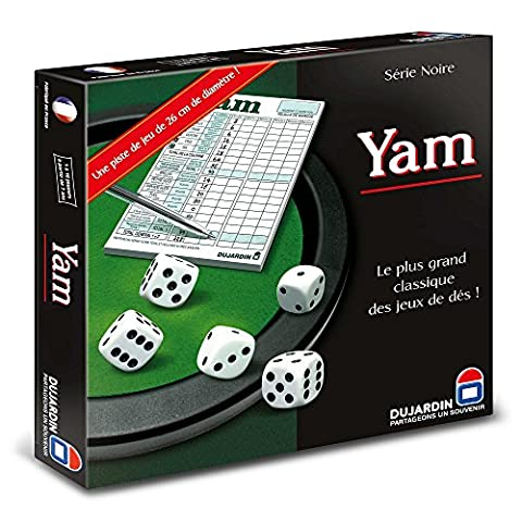 Dujardin–Yam Board Game [In Foreign Language]
