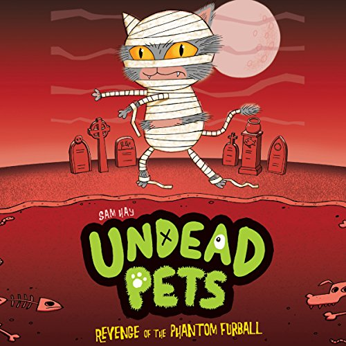 Undead Pets: Return of the Hungry Hamster  Audiolibri