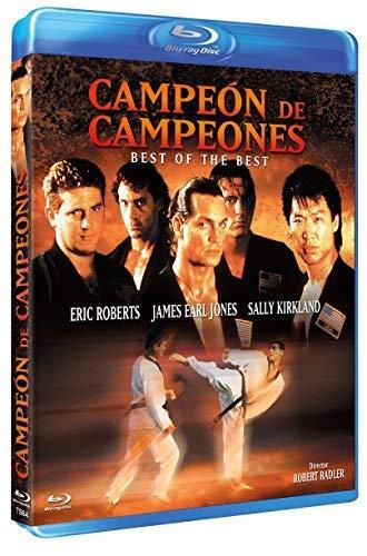 Karate Tiger 4 - Best of the Best / Best of the Best ( ) [ Spanische Import ] (Blu-Ray)