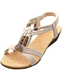 73e5db6ac61cf Amazon.es  alpargatas cuña - Zapatos para mujer   Zapatos  Zapatos y ...