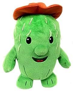 Disney - Shérif Callie au Far West - Toby le Cactus - Peluche 18 cm