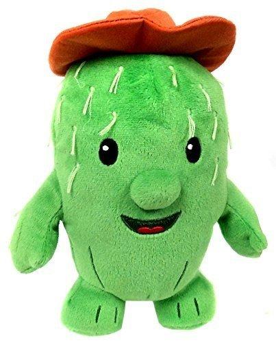 Disney Jr-Sheriff Callie-Plüsch Bean Toy-Toby Charakter (Westen Sheriff Callie Wilder)