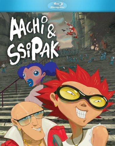 Aachi & Ssipak [Blu-ray]