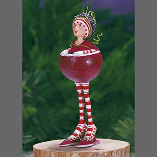 Mini Weinglas Ruby | Krinkles by Patience Brewster | Größe ca. 13 cm