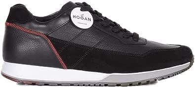 Hogan Sneakers Uomo HXM3210K860IFW0XCG Pelle Nero