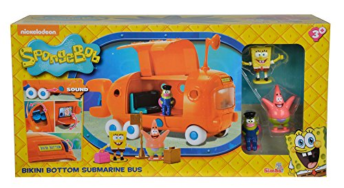 SpongeBob - School Bus (Simba Dickie 9498659)