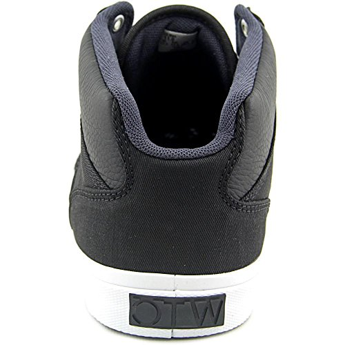 Vans Unisex-Erwachsene Bedford Plus Sneaker coated black white