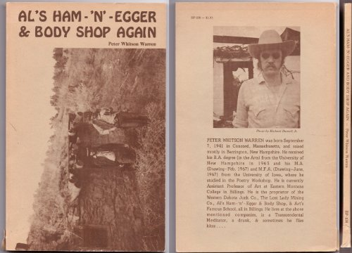 Al's Ham-'n'-Egger & Body Shop again [Paperback] by Warren, Peter Whitson