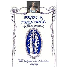 Pride & Prejudice {Illustrated} (English Edition)