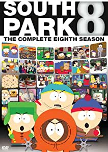 South Park: Complete Eighth Season [DVD] [1998] [Region 1] [US Import] [NTSC]