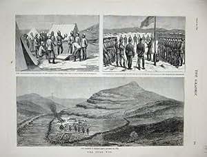 Le 1879 Derive Zulù Helpmakaar Bengough Forte di Rorke di Guerra
