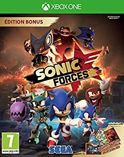 Sonic Forces - Bonus Edition (B075FGJ15G) | Amazon price tracker / tracking, Amazon price history charts, Amazon price watches, Amazon price drop alerts